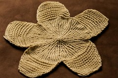 Flower washcloth | by Angie7