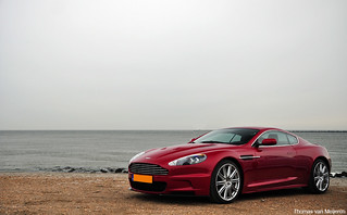Aston Martin DBS Infra Red | by Thomas van Meijeren