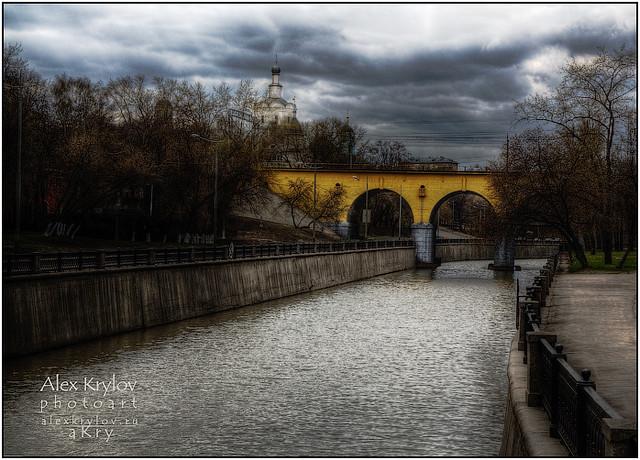 Silent Bridge