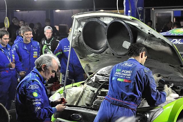 Ford mechanics 2