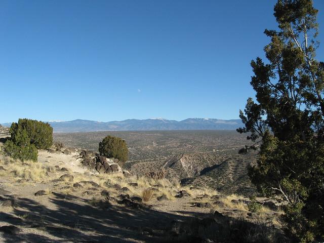 Scenic View near Los Alamos N M