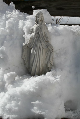 Our Lady of the Snows? | by Jim, the Photographer
