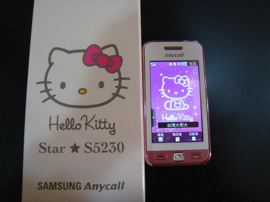 0511d0076 Samsung Star S5230 Hello Kitty | Austin Tuan | Flickr