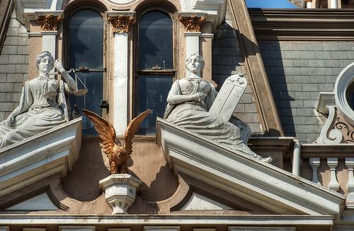 ohio sculpture statue architecture geotagged justice nikon raw nef courthouse hdr woosterohio photomatixpro nrhp waynecountyohio d3s nikongp1 pse8 nikkor70200f28vrii