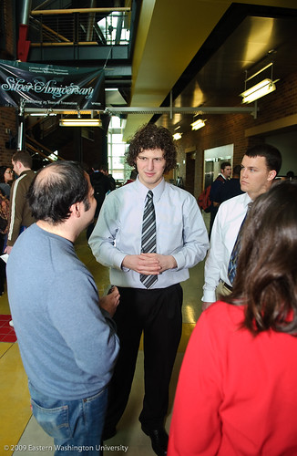 2010 CSHE Career Fair-55 | by Eastern Washington University