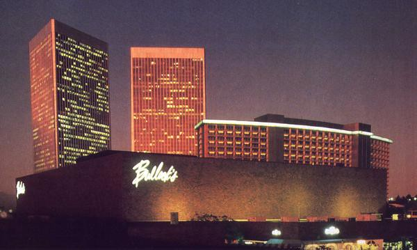 Bullock's Department Store in Century City, Los Angeles CA 1977