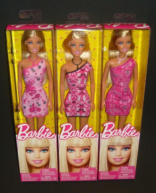 Basic Barbies  2010-2011
