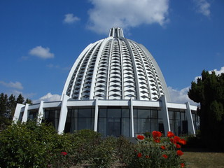 European House of Worship (Bahá´i Temple)