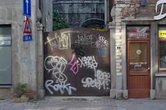 Antwerpen graffiti