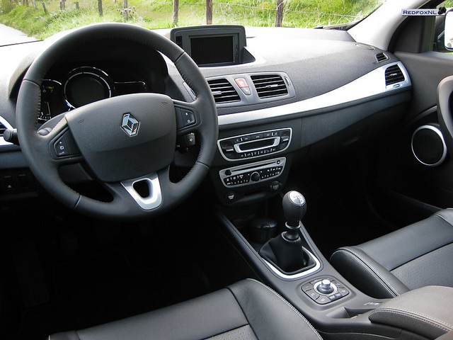 Renault Megane III Dashboard | This is a picture of my Megan… | Flickr