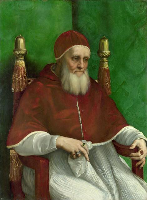Raphael: Pope Julius II (1511)