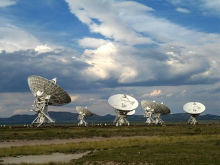 Very Large Array | by Accretion Disc