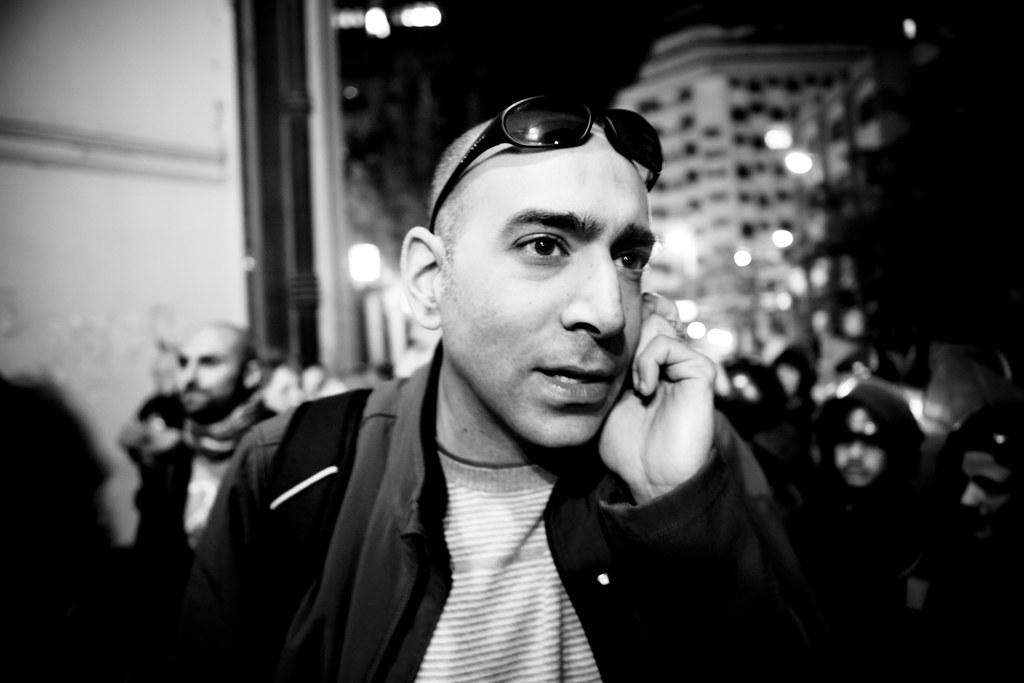 Ali Abunimah على أبو نعمة