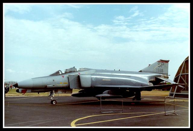F-4G PHANTOM 69-7558 LUCILLE