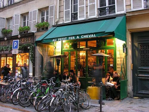 Au petit fer de cheval, Paris Le Marais | by pippawilson