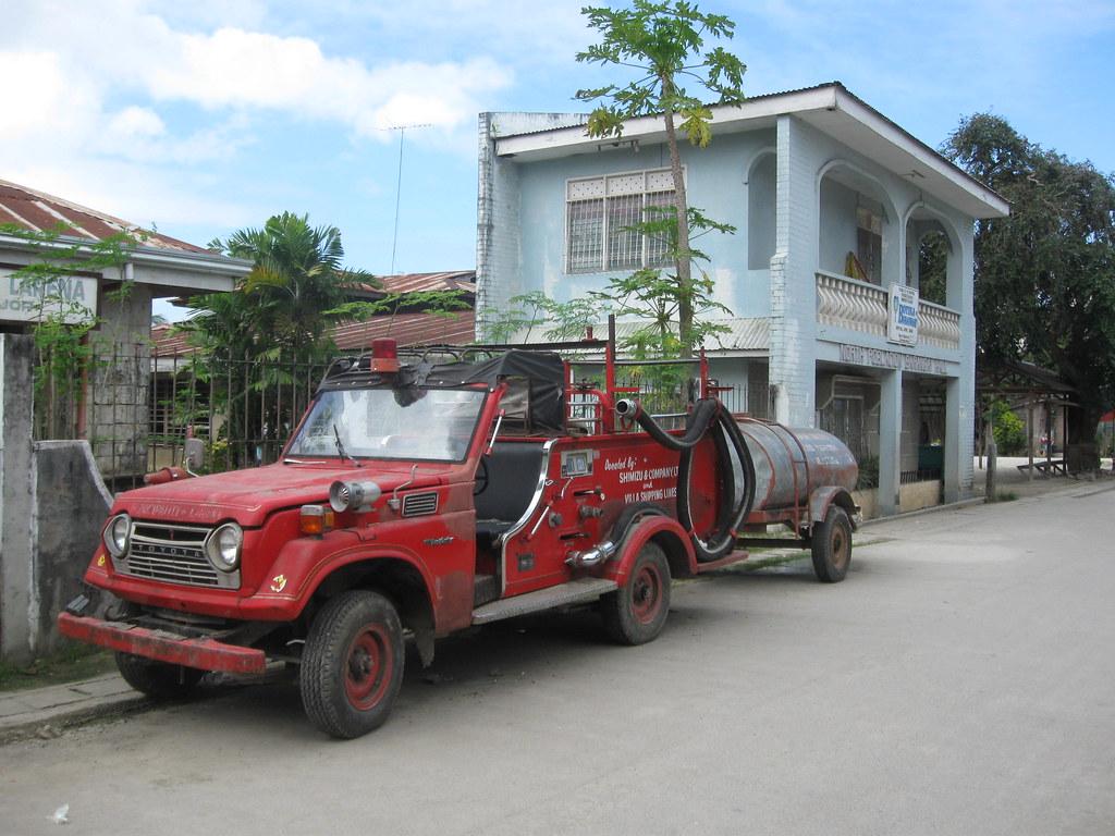 Larena Firetruck