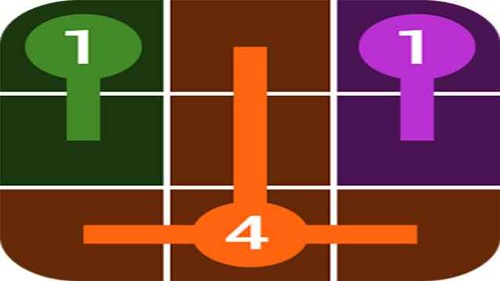 Fill Grid, puzzle game strategico con grafica minimale