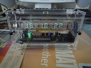 IceTube Clock | by macgeorge