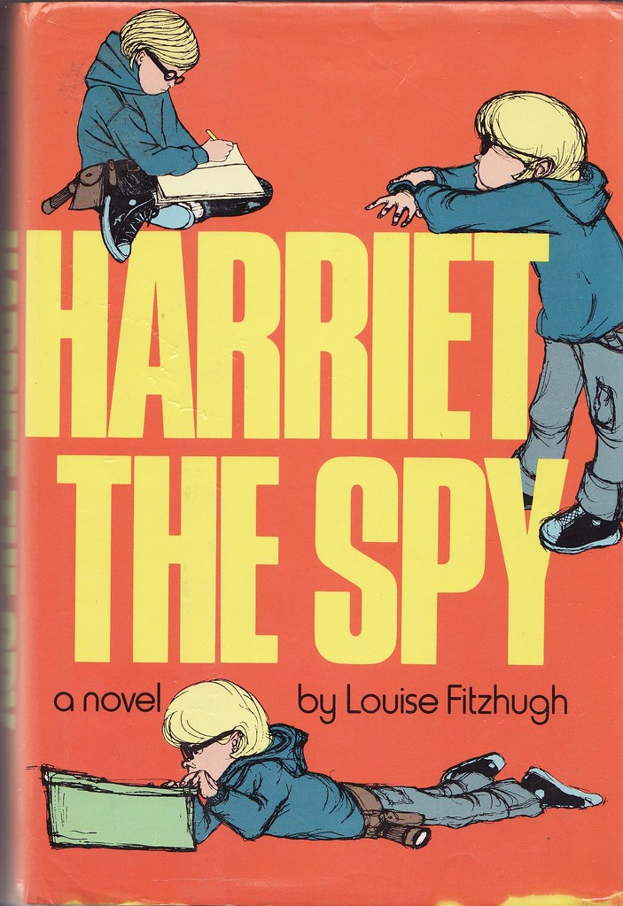 Image result for harriet the spy book