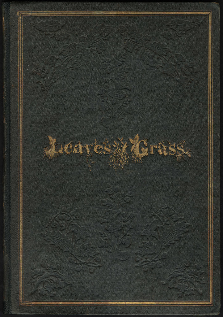 Image result for leaves of grass walt whitman