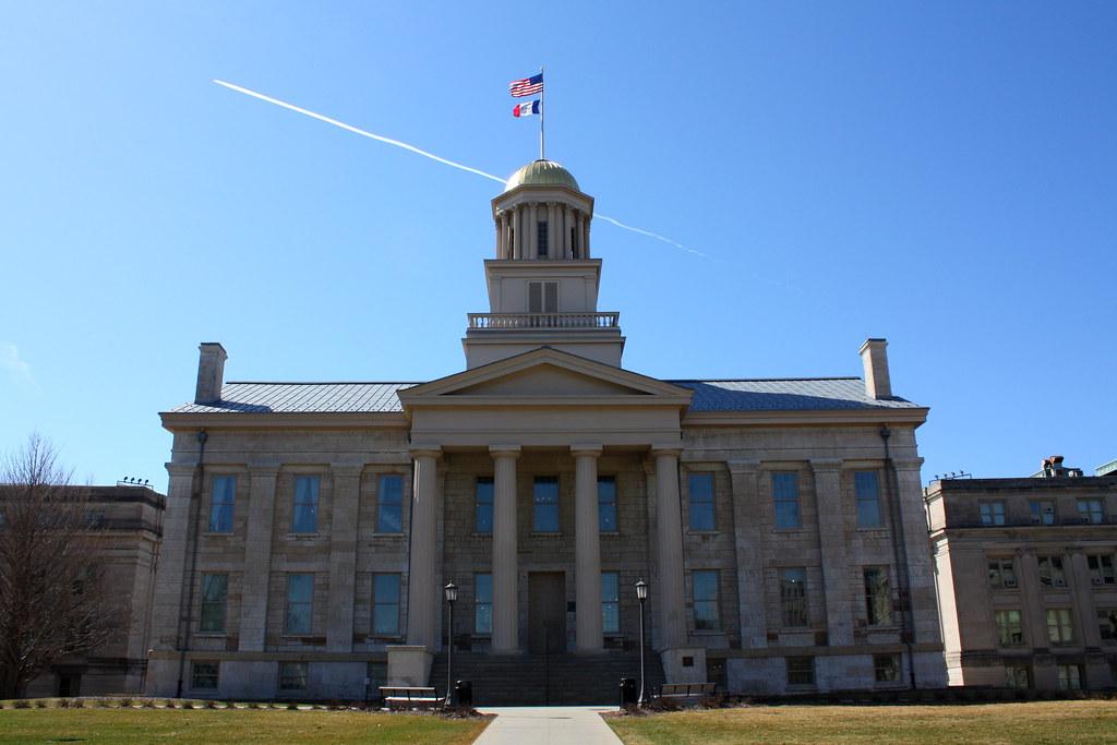 A walk around the University of Iowa campus | This was Iowa'… | Flickr