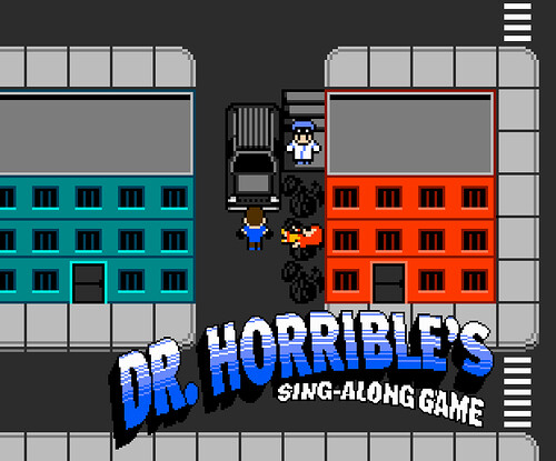 Dr. Horrible's Sing-Along Game