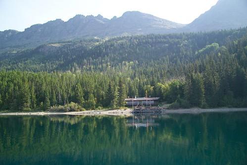 Peace Pavilion Boat Dock | by GlacierNPS