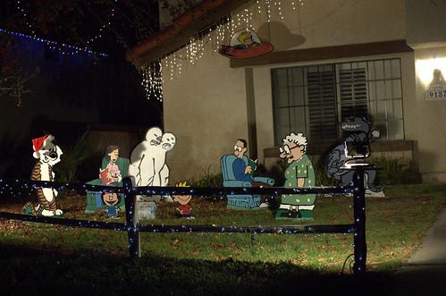 2009.347 . Christmas Card Lane   by pipilo