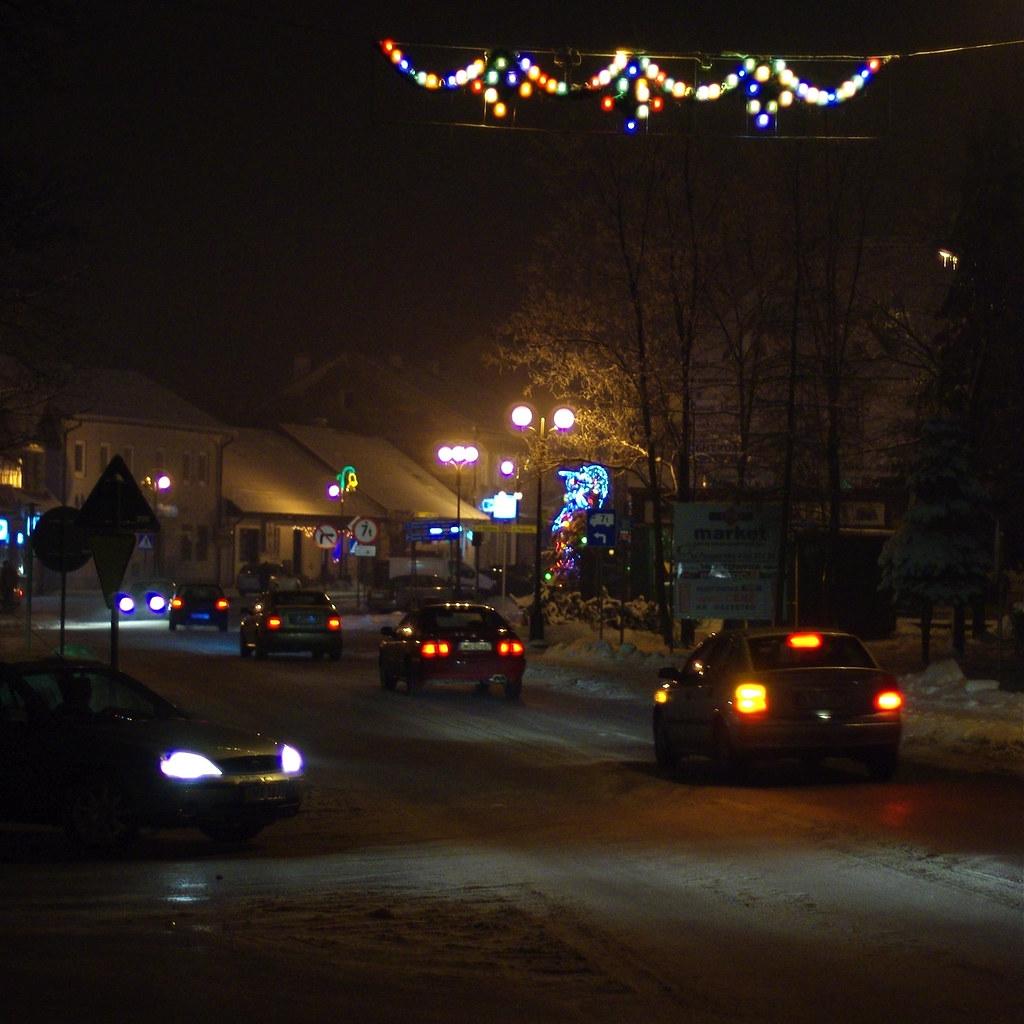 Wieczorne światła / Evening lights