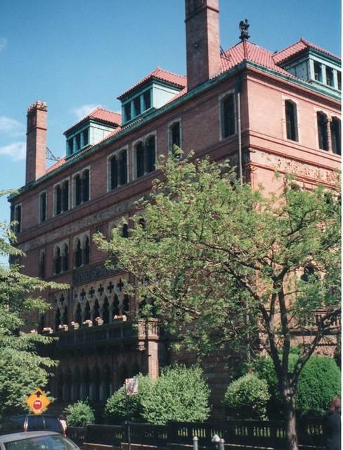 Brooklyn, NY., Montauk Club, Park Slope