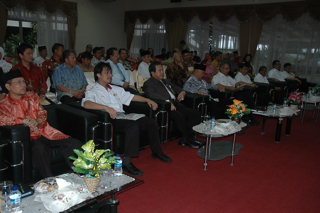 An official visit to the Province of Riau Islands