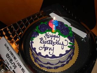 Amy's birthday cake   by Caomai