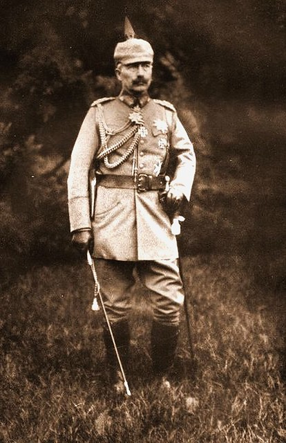 The Kaiser-WW1 German 5 | The General Was Here !!! | Flickr