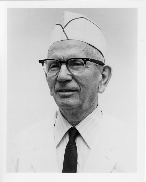 Elmo Lanzi - Master Candy Maker and Owner, Lanzi's Candy Company, 1920-1973.