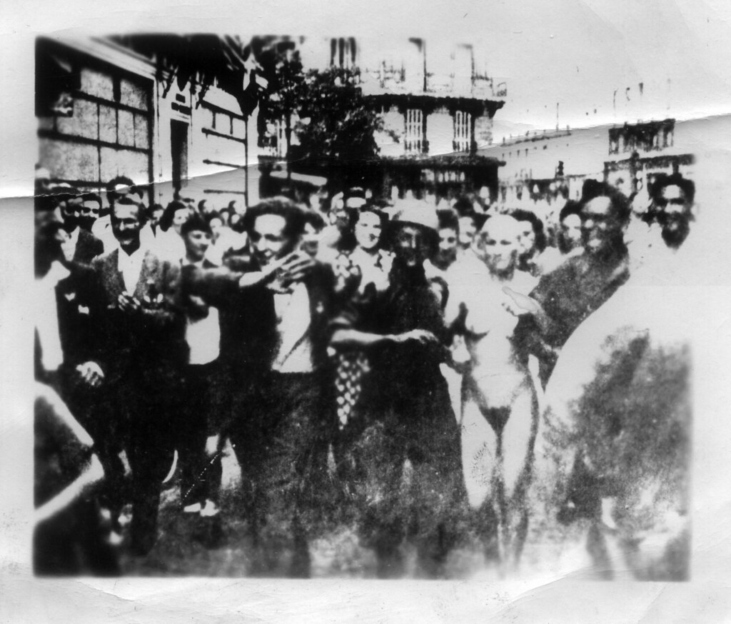 Girls stripped naked holocaust