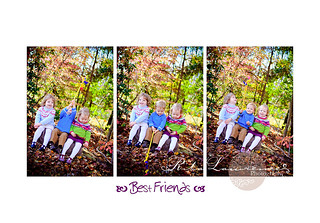 Triplets Best Friends Storyboard | by Bitsy Baby Photography [Rita]