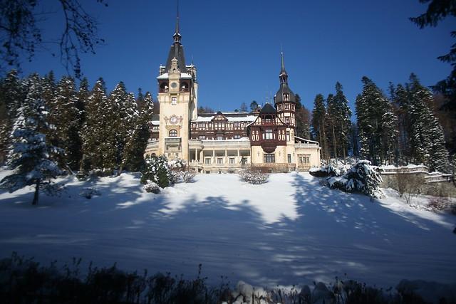 Peles Castle, Sinaia Romania