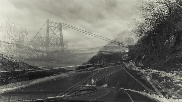 pont, brücke, bridge