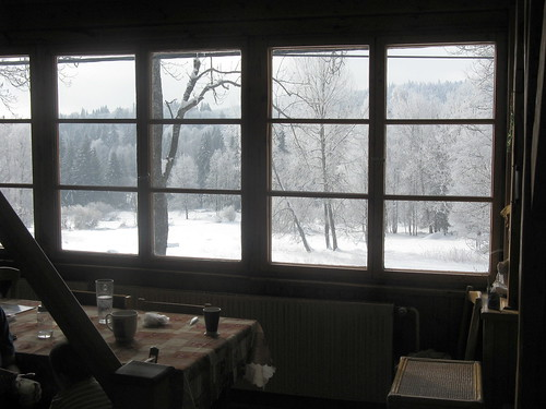 Okno do zimy / A Window into the Winter | by Martin Vidner