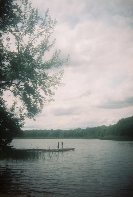 gardener lake pier