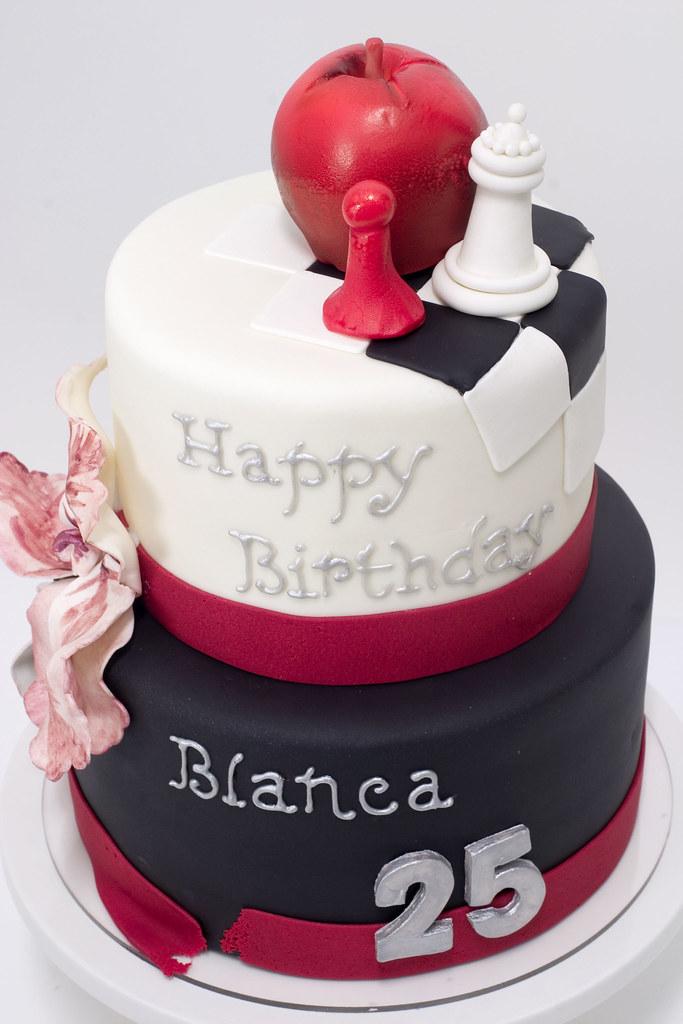 Super Twilight Fan Birthday Cake For More Cakes Visit Studi Flickr Funny Birthday Cards Online Overcheapnameinfo