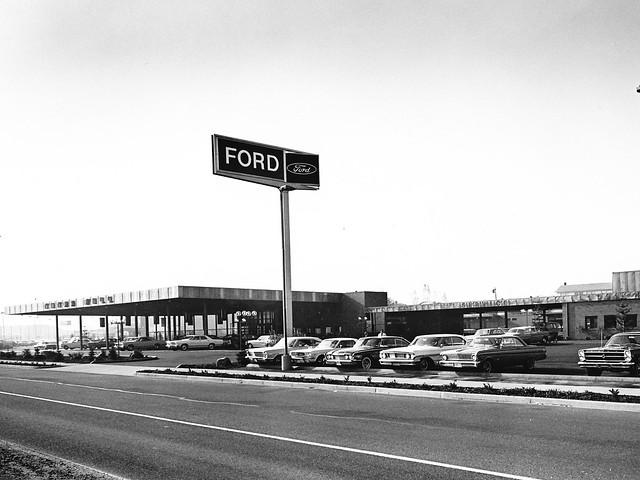 Titus-Will Ford, Tacoma WA, 1967