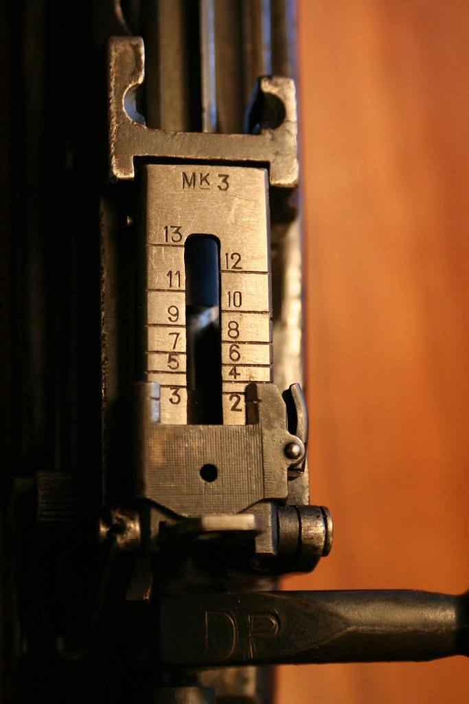 Lee Enfield No4 Mk1* | There were 3 main types of rear sight… | Flickr