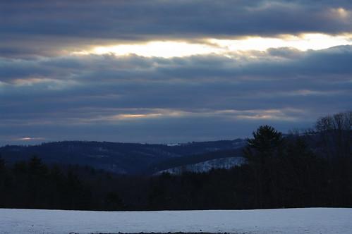 winter sunset mountain snow mountains december country westvirginia 2009 summerscounty jumpingbranch