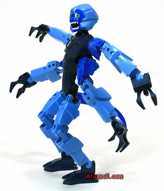 Lego Spidermonkey Ben 10 Alien Force Toy The Lego Spidermo Flickr