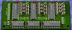 N64 RGB DAC rev2 - top side (rendered) | by fce2