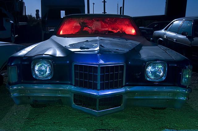 billy batts in the trunk 1972 pontiac grand prix that
