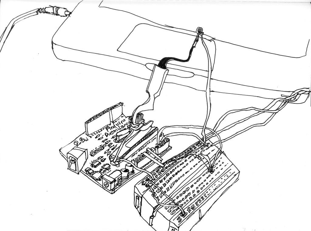 Arduino With Stretch Sensor
