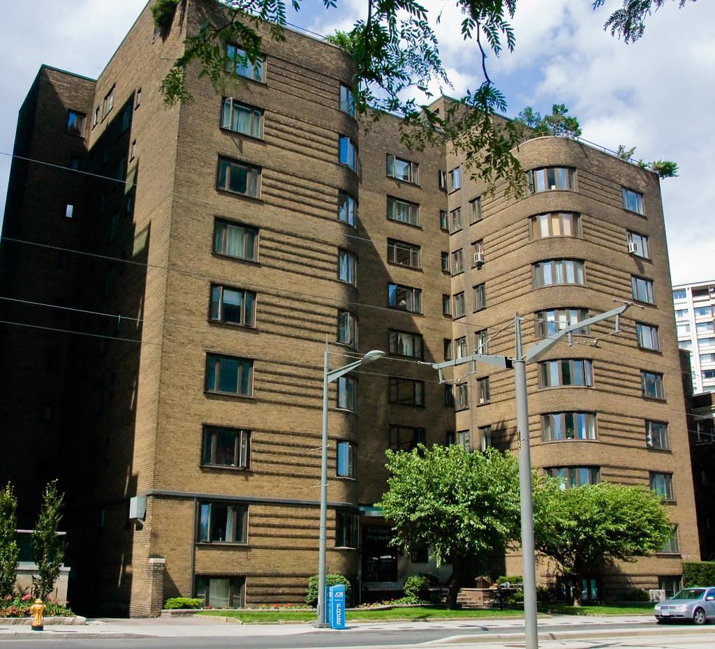 Glenn Gould's Toronto: 110 St. Clair Ave. West