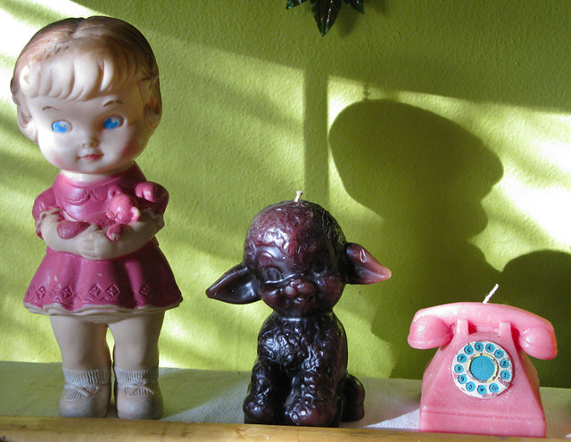 Mary Had a Little Lamb and a Pink Phone